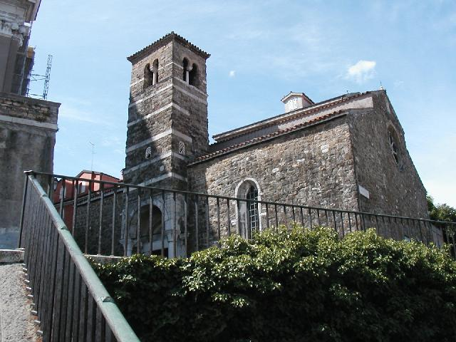 Triest San Salvatore